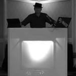 DJ nate hawaii in booth
