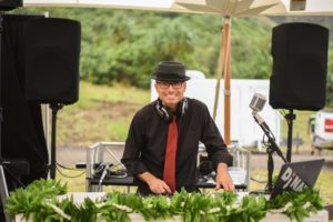 DJ Nate at Kualoa Ranch