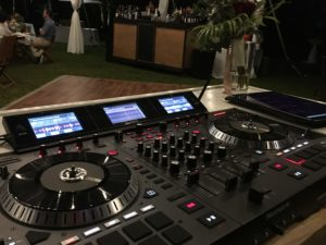 Sunset Ranch Haleiwa wedding DJ