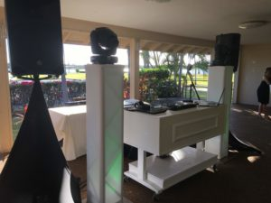 lux booth hickam wedding