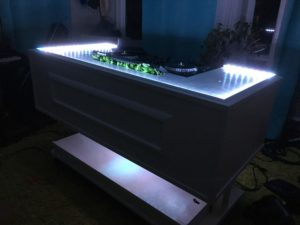 lux booth led