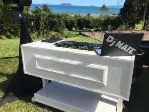 Paliku Kualoa wedding DJ