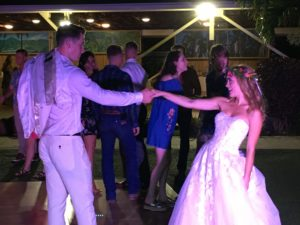 sea life park wedding dj